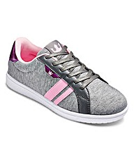 Ladies Lace Up Trainers E Fit