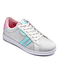 Ladies Lace Up Trainers EEE Fit