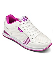 Retro Runner Trainers E Fit