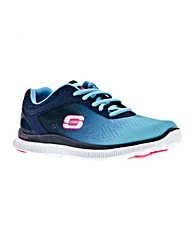 Skechers Flex Appeal Style Icon Trainers
