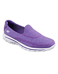 Skechers Go Walk 2 Supersock Trainers