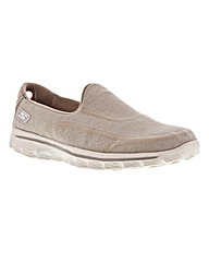 Skechers Go Walk 2 Supersock Pumps