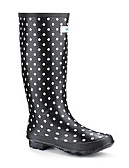 Splash Miss Chic Wide EEE fit Wellies