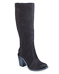Sole Diva High Leg Cowboy Boots E Fit