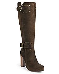 Sole Diva Platform Boots EEE Fit
