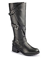 Joe Browns Buckle Boots E Fit