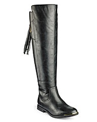 Sole Diva High Leg Riding Boots EEE Fit