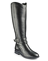 Sole Diva Leather Riding Boots E Fit