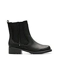 Clarks Orinoco Club Boots Wide Fit