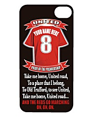 Personalised Football iPhone 4 Phone