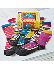 United Oddsocks Oh Mary Sock Set