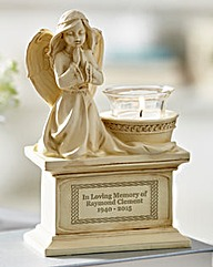 Memories Angel Tealight Holder