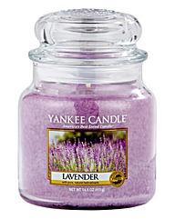 Yankee Candle Lavender Medium Jar