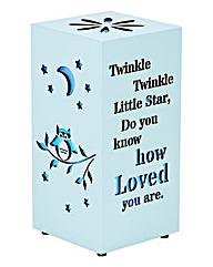 Twinkle Twinkle Box Light