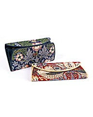 William Morris Strawberry Thief Wallet
