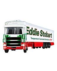Eddie Fridge Truck Scale Model