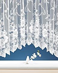 Roma Jardiniere Net Curtain