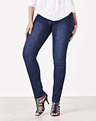Simply Be 360° Fit Slim Leg Jeans Long