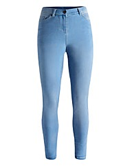 Simply Be Lucy Super-Skinny Jeans Short