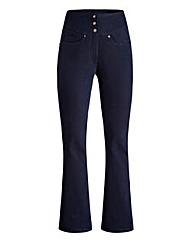 Waist Smoother Bootcut Jeans Reg