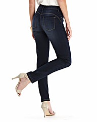 Simply Be 360 Fit Slim Leg Jeans Short