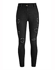 Simply Be Zoe Super Skinny Jeans Reg
