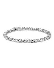 Jon Richard Cubic Zirconia Bracelet