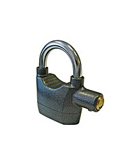 Padlock 70mm With Security Alarm