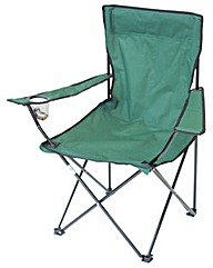 Yellowstone Folding Camping Chair