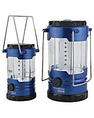 Yellowstone Family Camping Lantern Set