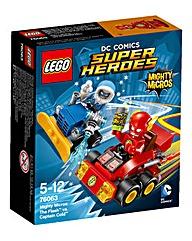LEGO DC Comics The Flash vs Captain Cold