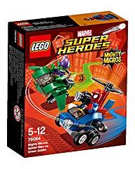 LEGO Marvel Spider-Man vs Green Goblin
