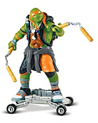 TMNT Movie 2 Action Figure Michaelangelo
