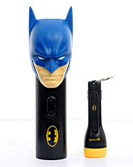 Batman Moulded Flashlight