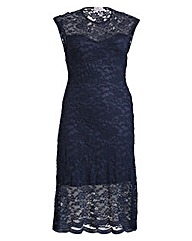 Praslin Sweetheart Lace Dress