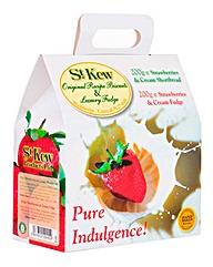 St. Kew Strawberries & Cream Carry Pack