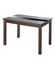 Ash Veneer Rectangular Dining Table