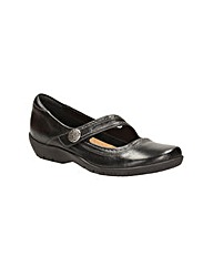 Clarks Womens Ordell Becca Standard Fit