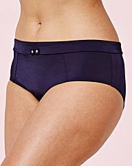 Gossard Retro Button Swim Shorts