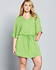 Simply Yours Lime Kaftan