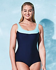 Beach To Beach Sporty Swimsuit - Long