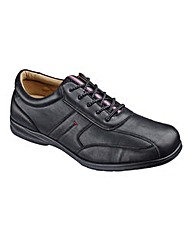 Air Motion Lace Up Shoe Wide