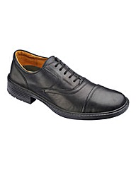 DB Shoes Manhattan Lace Up Shoe Ex Wide