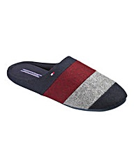 Tommy Hilfiger Devon Striped Mule