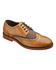 WILLIAMS & BROWN Tweed Mix Brogues