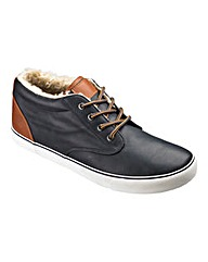 Jacamo Warmlined Mid Casual Pump EW