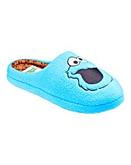 Cookie Monster Mule Slipper