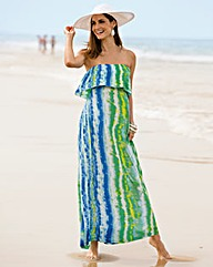 Together Balearic Sunset Maxi Dress