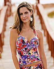 Together Island Life Tankini Top