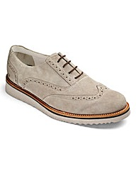 Lambretta Suede Casual Brogue